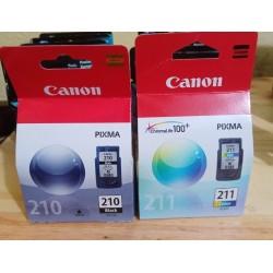 canon 210 y 211 original...
