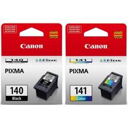 Canon 140 y 141 originales