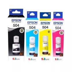 kit tinta epson 504 -kit de...